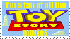 Fan of Toy Story stamp by piratekit