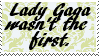 Lady Gaga Stamp by piratekit