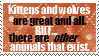 other animals stamp by piratekit
