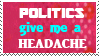 politics stamp by piratekit