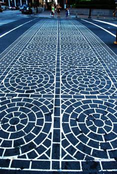 Crossing mosaic