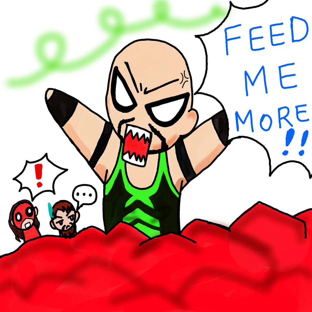 feed me more by sweety9547 on deviantart