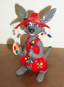 Wendy's Kangaroo