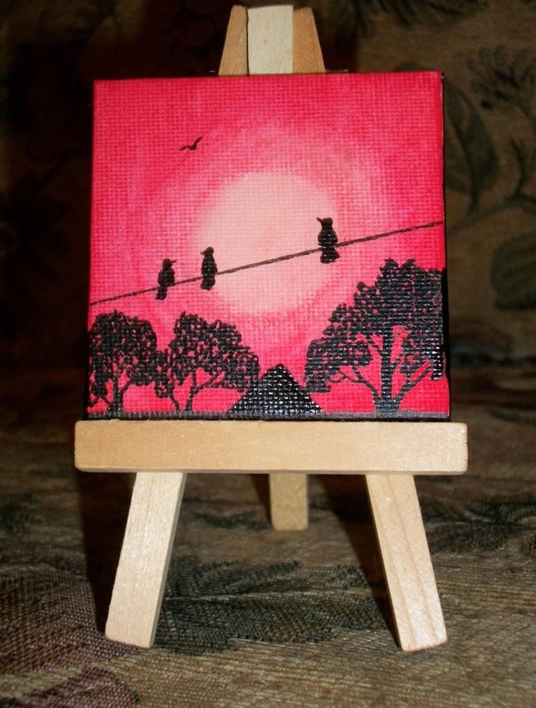 Three Birds (On A Wire)