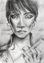 FISH MOONEY FROM GOTHAM by AngieVX