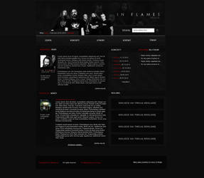 In Flames layout by tomer666