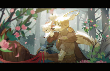 Forest of Lovers by Lingrimm