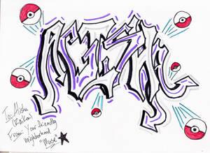Alisha Graffiti