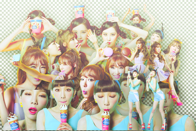 [20150418] PNGs Pack TaeTiSeo by Jackie-chickienehwa