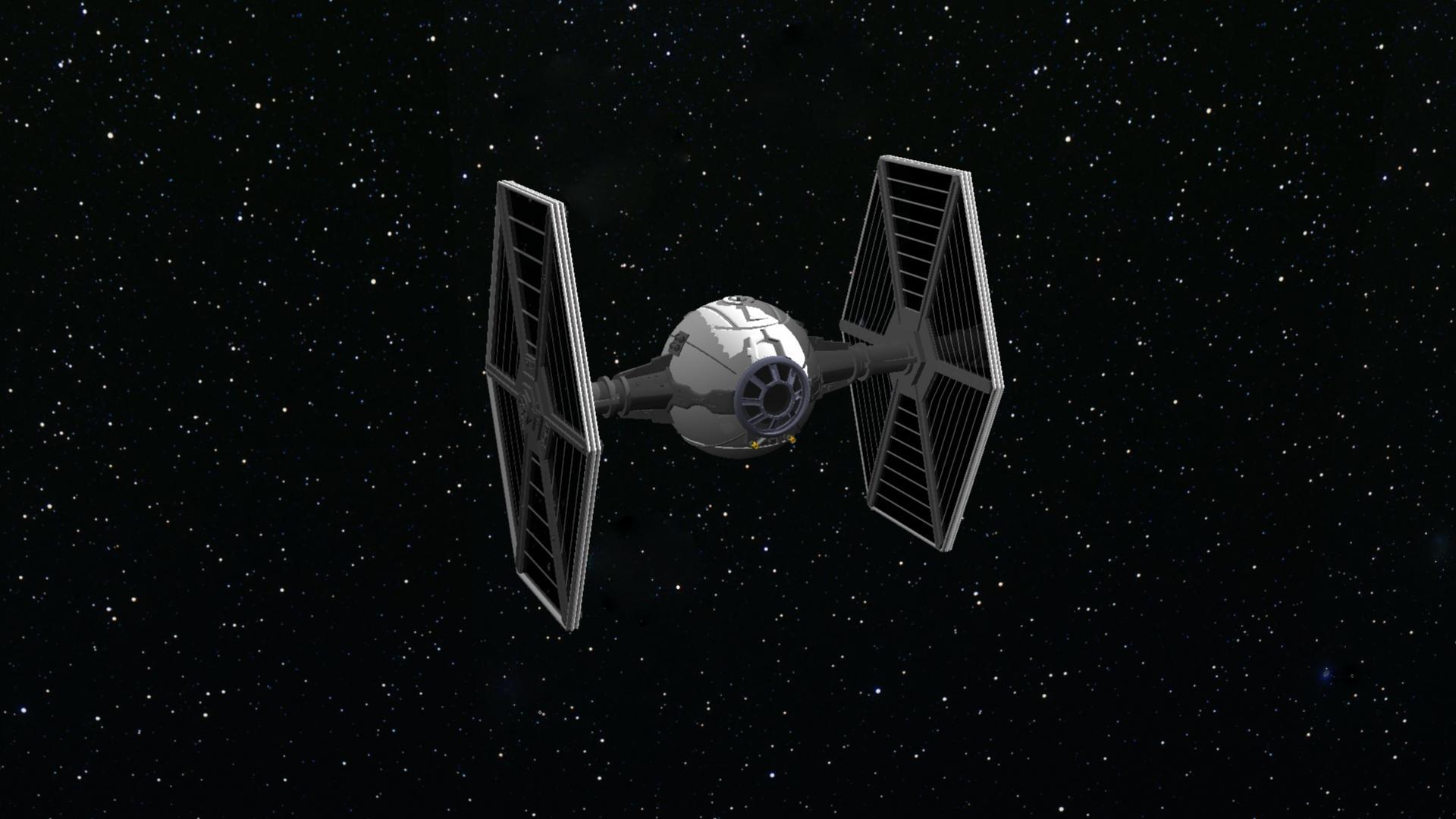 Curiosidades de Star Wars Star_wars__tie_fighter__closeup__by_albertomarchetti-d5dlnq5