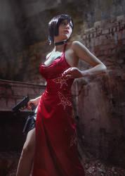 Ada Wong - Resident Evil 4 by BeataVargas