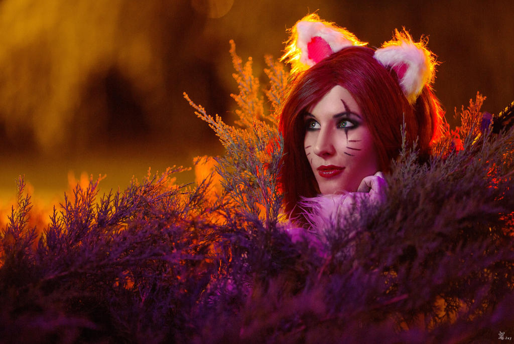 Kitty Cat Katarina - League of Legends by BeataVargas