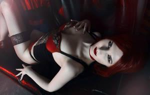 Velvet Velour - Vampire:The Masquerade - Bloodline by BeataVargas