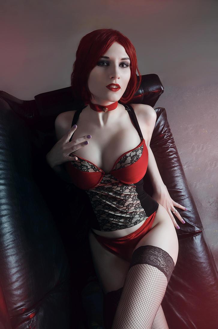 Velvet Velour Vampire The Masquerade Bloodline By Beatavargas On