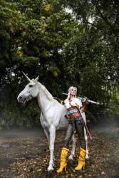 The Witcher 3: Wild Hunt - Ciri by BeataVargas