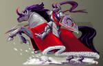 Jousting Knight Sombra