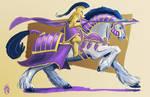 Shining Armor Jouster