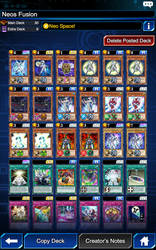 Duel Links - Neo space