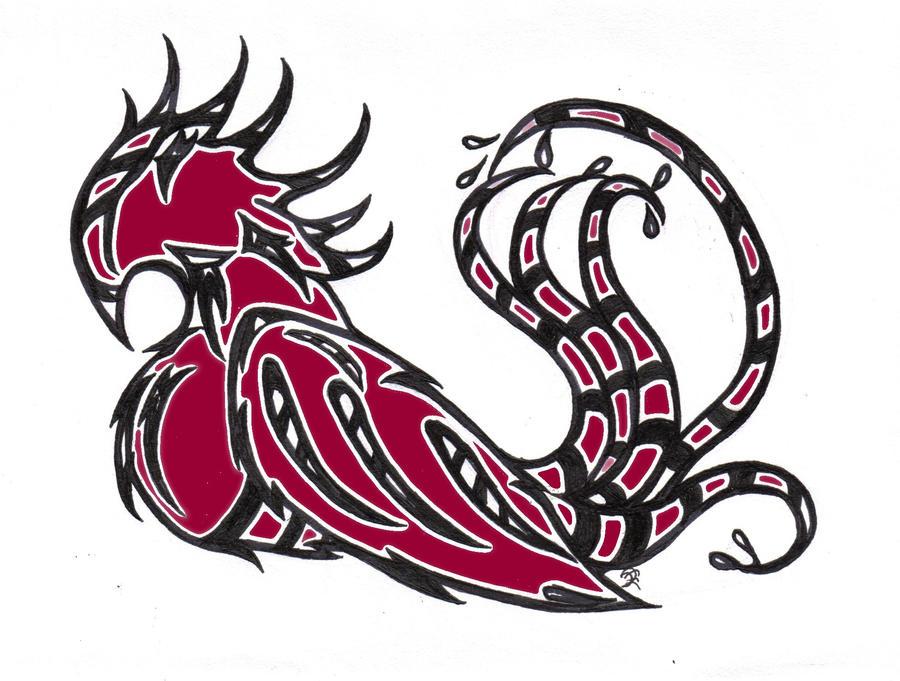 phoenix tattoos