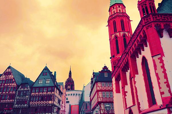 Color me Frankfurt by Aj07