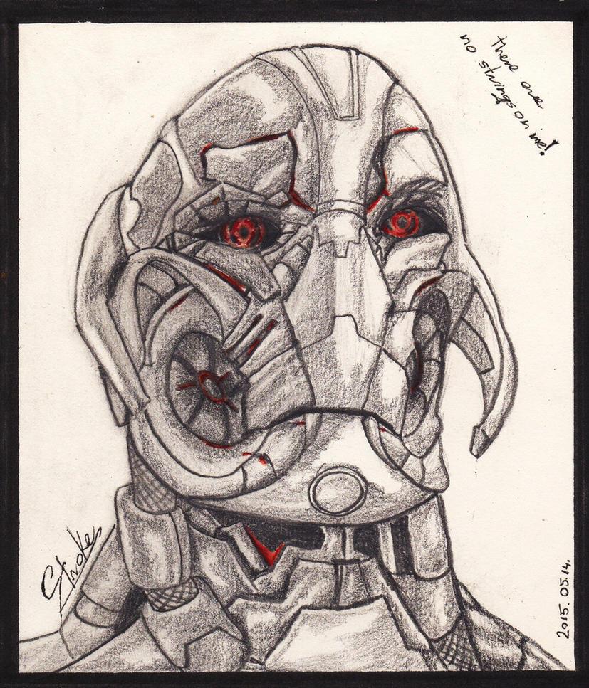 Ultron by Stroke1986