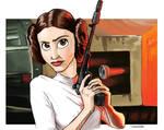 (Disney)Princess Leia
