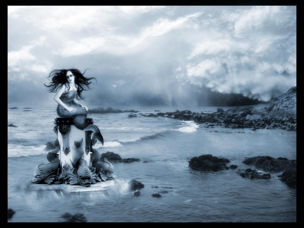Mermaid by liquitine