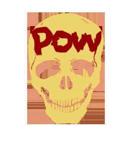 POW logo by YomiJigokuSheng
