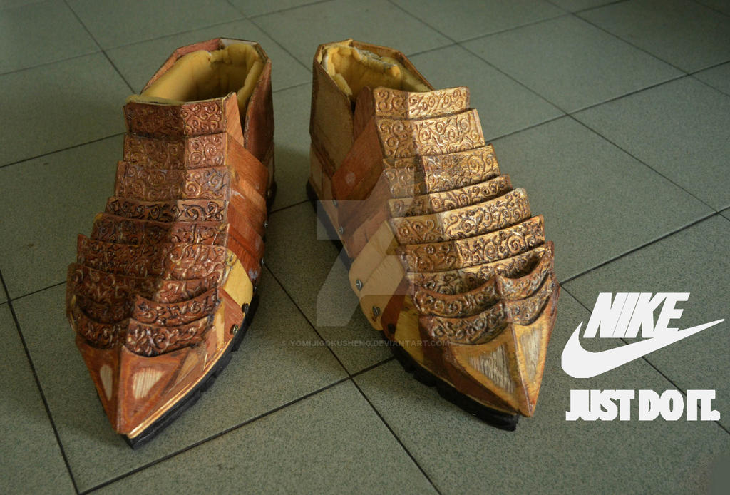 Sauron's Shoes by YomiJigokuSheng
