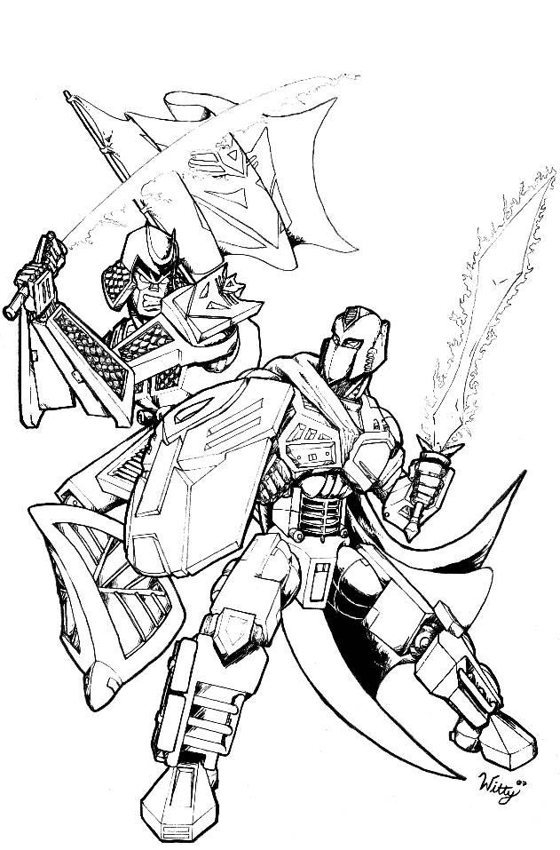 Line Drawing Knight : Samurai vs knight lineart by psychomud on deviantart