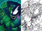 Hulk vs Venom version 2.0