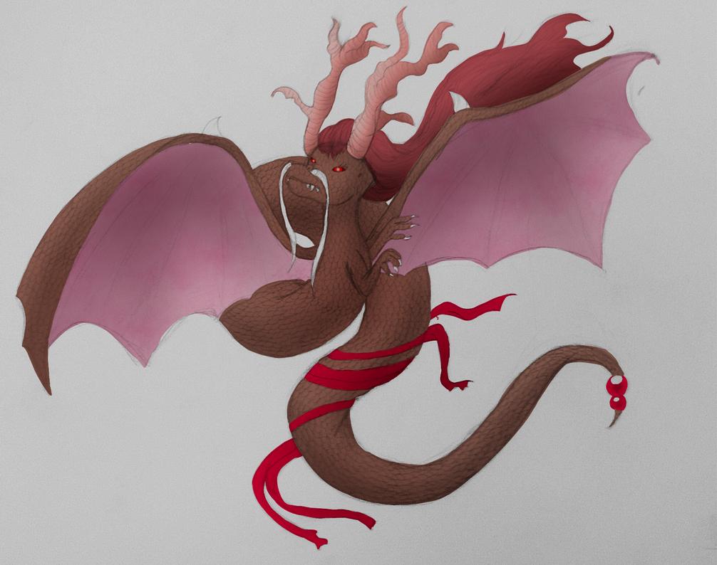 Dragon Shizuma by fearbronze