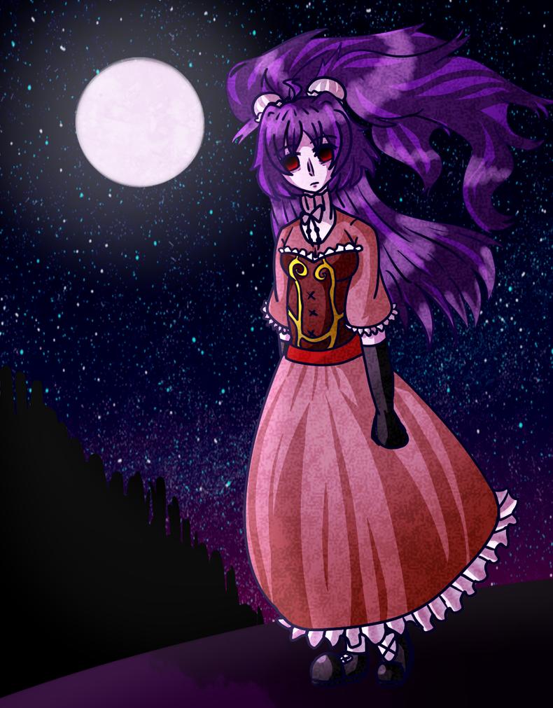 Moonlight by fearbronze