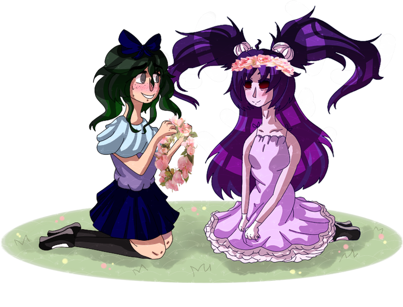Sage and Seiko by fearbronze