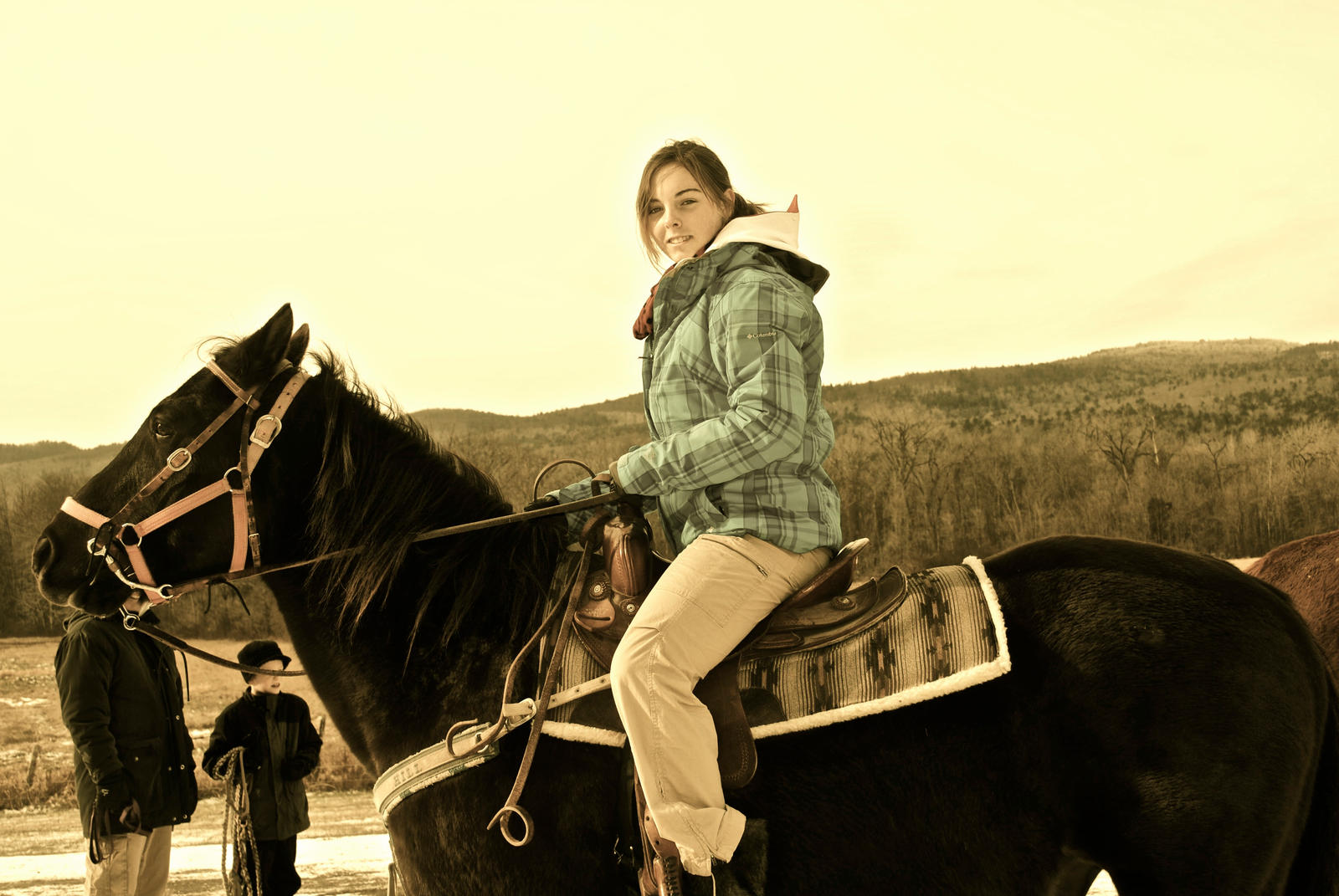 Back in the Saddle by SageFillyLuna