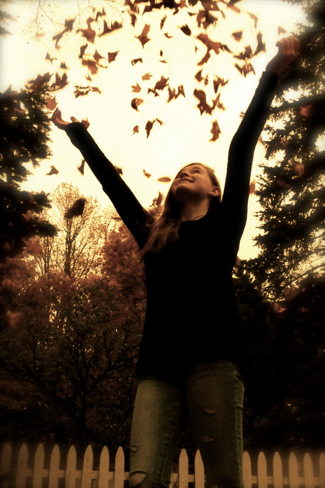 Autumn's Welcome by SageFillyLuna
