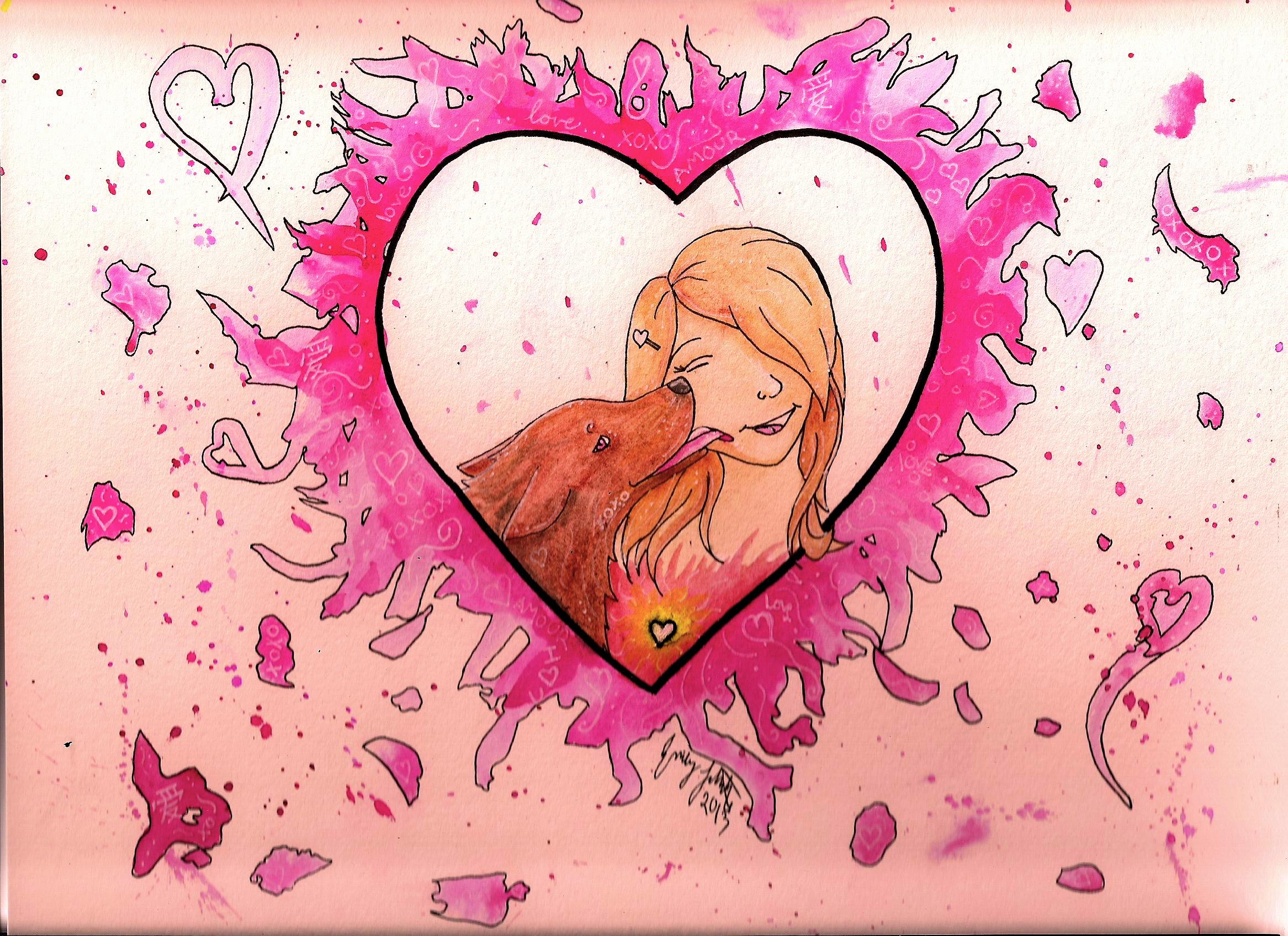 My Valentine by SageFillyLuna