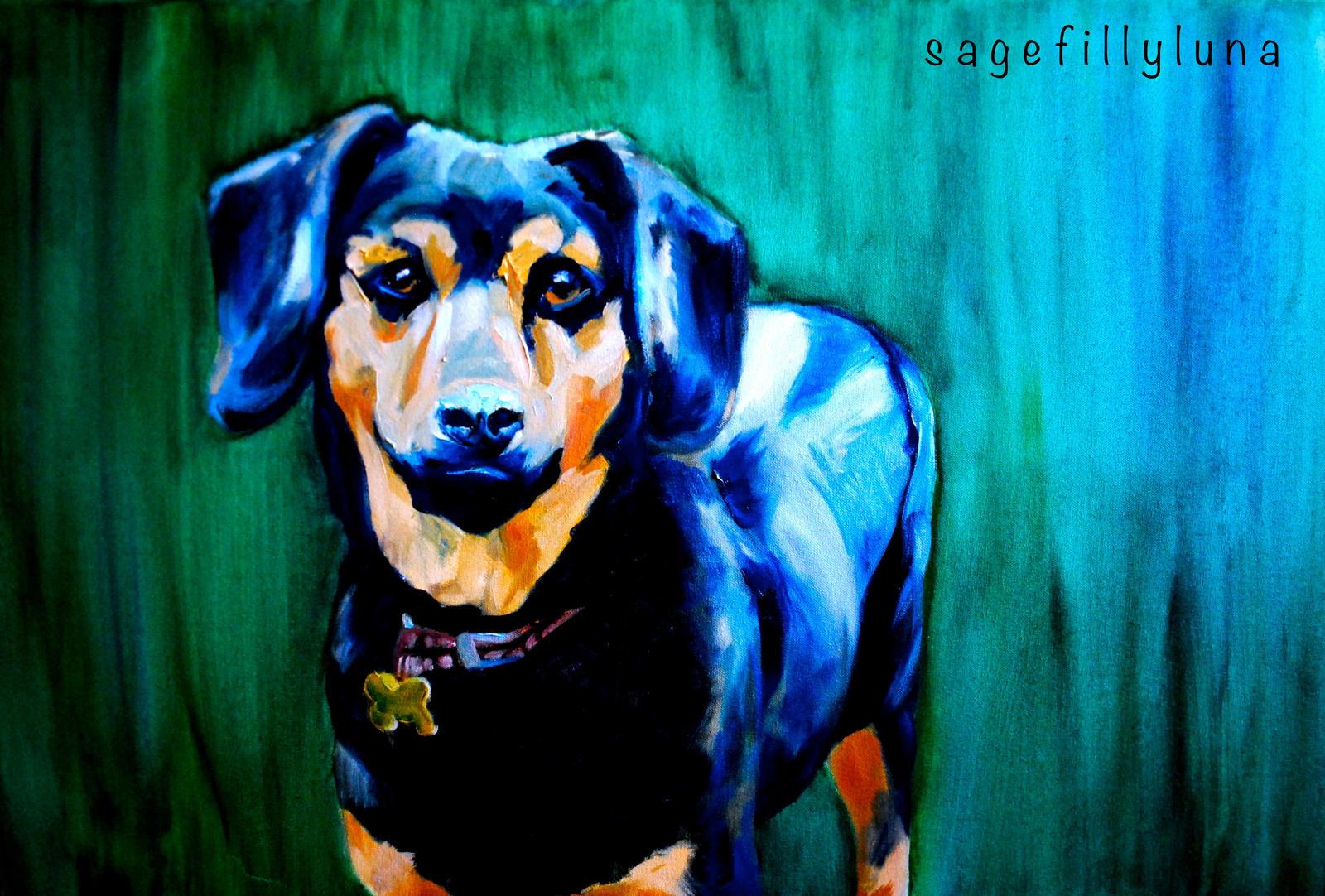 Stella by SageFillyLuna