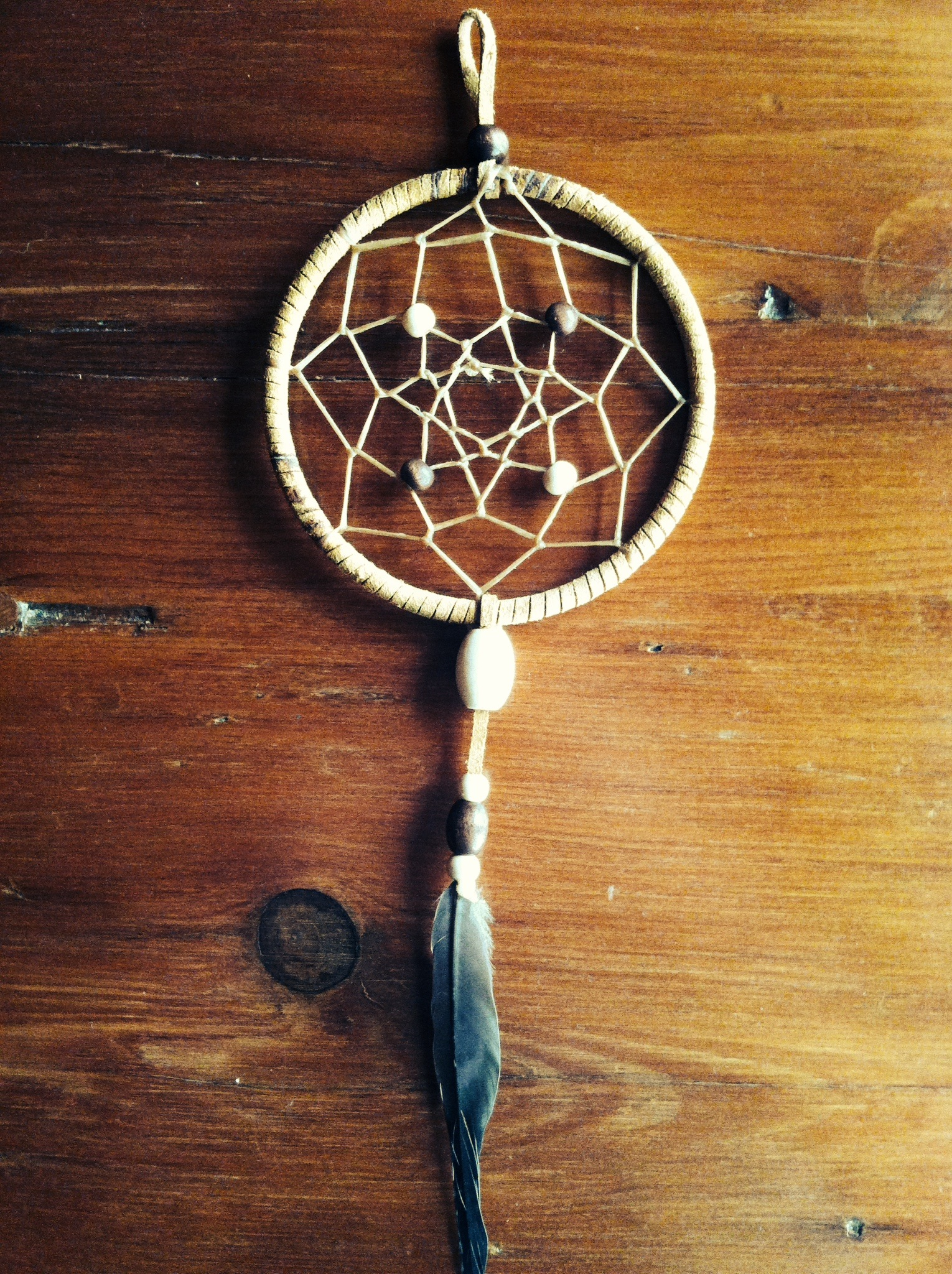 Dreamcatcher~ Natural Spirit by SageFillyLuna