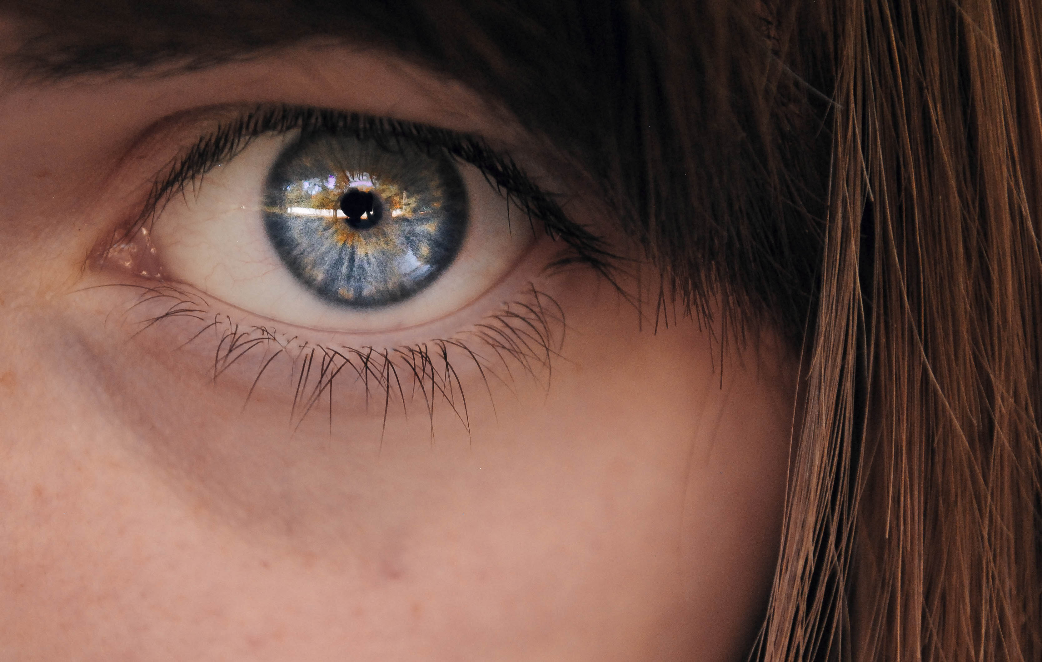 bright eyes, no smile by SageFillyLuna