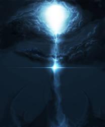 Blue Thunder by Dark-Lurker