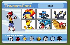 Pokemon Johto Trainer Card by ocmaker101