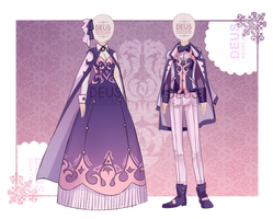 [close] Outfit | 09-10 by DEUSadoptables