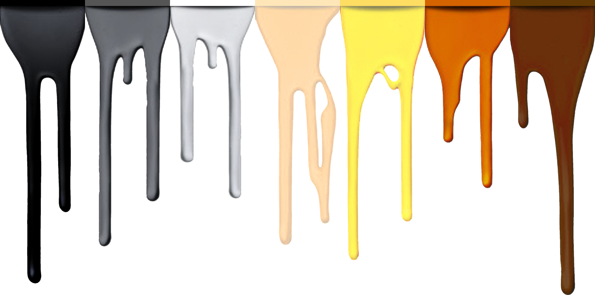 Face Paint Dripping Effect
