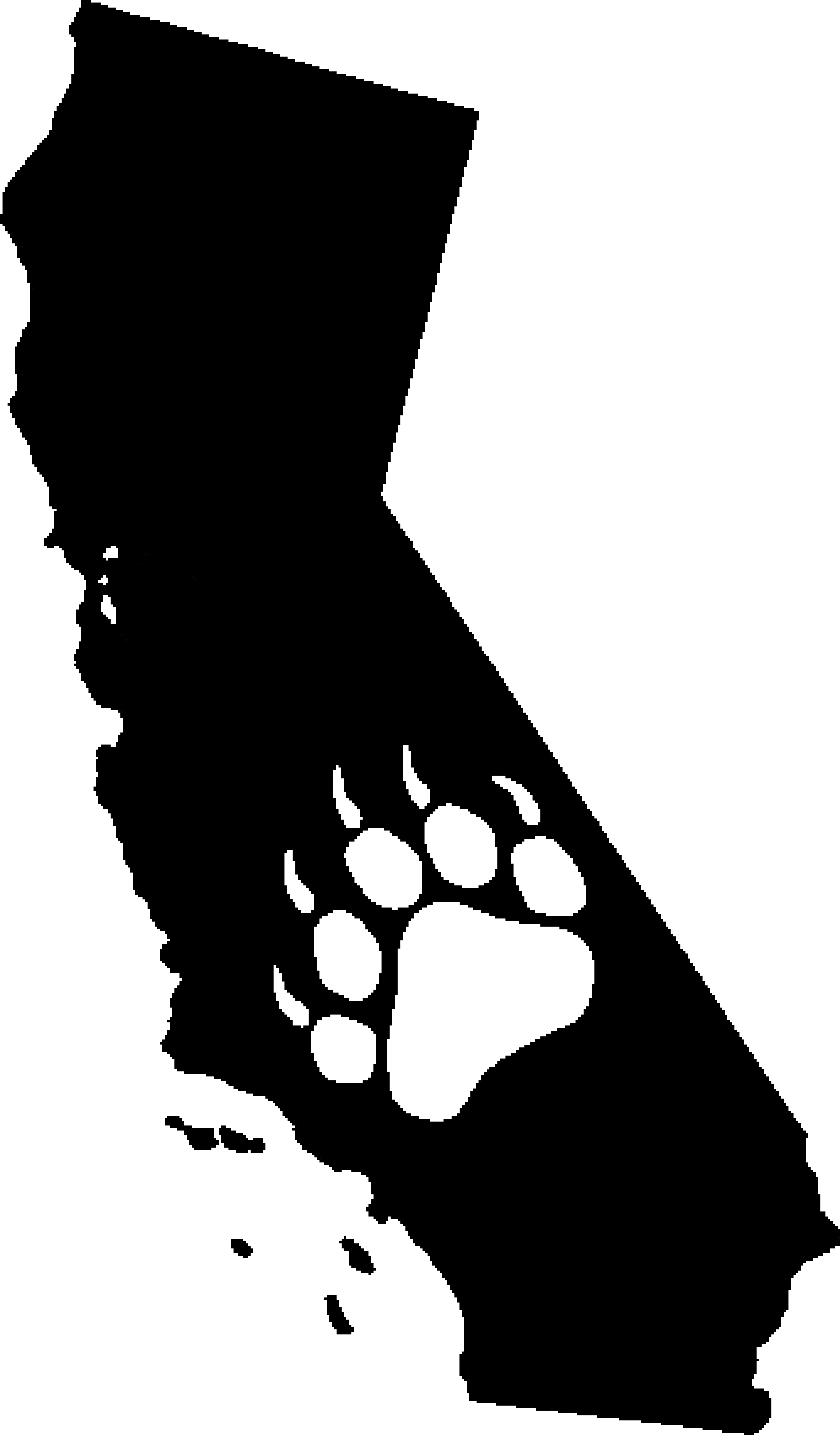 California Bear Pride By TXLoneStar48