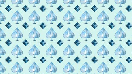 Icy Clean Spades Pattern by TRBowl