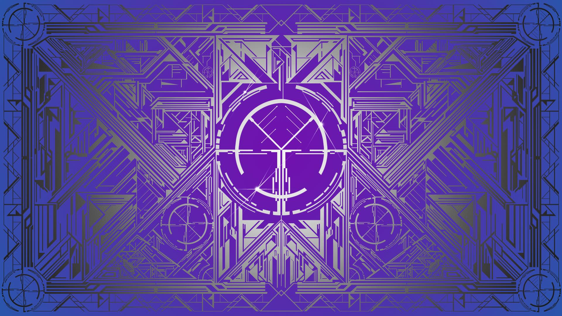 Tech/Sci-Fi Pattern by TRBowl