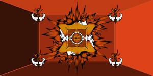 Fire Pattern by TRBowl