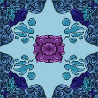 Wind Tile Pattern by TRBowl