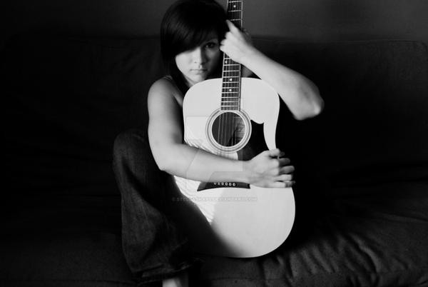 Guitar by stellasnaps